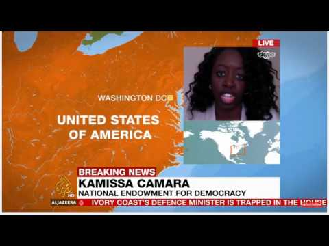 ON AJE: Kamissa Camara with analysis of the military mutiny in Cote d'Ivoire