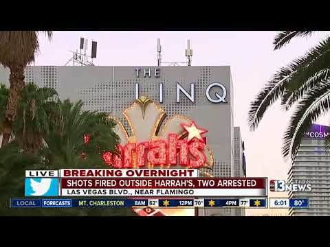 Shots fired on Las Vegas Strip | Breaking News