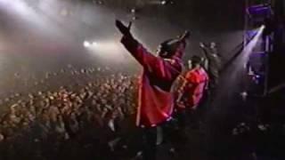 """Bell Biv Devoe """"Gangsta"""" """"Do Me"""" New Years Eve 1991"""