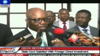 Delta State Govt Satisfied With Foreign Direct Investment