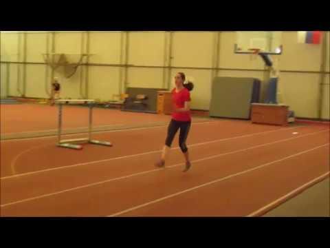 College triple jump/track&field recruiting video, fall 2019 - Dea Fackovič Volčanjk