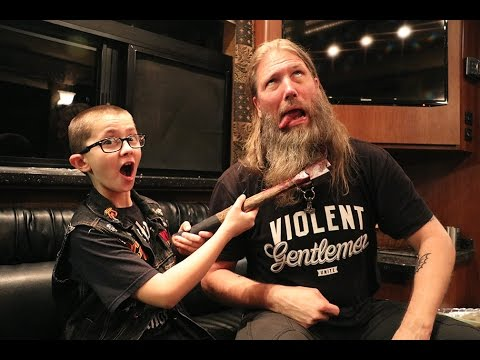 AMON AMARTH interview: Johan Hegg picks his top 4 HEAVY