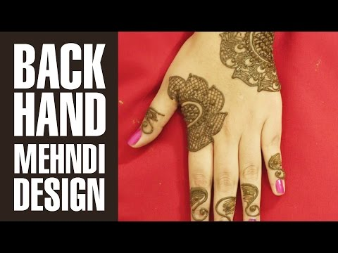 Latest Mehndi Designs To Try Out In 2015