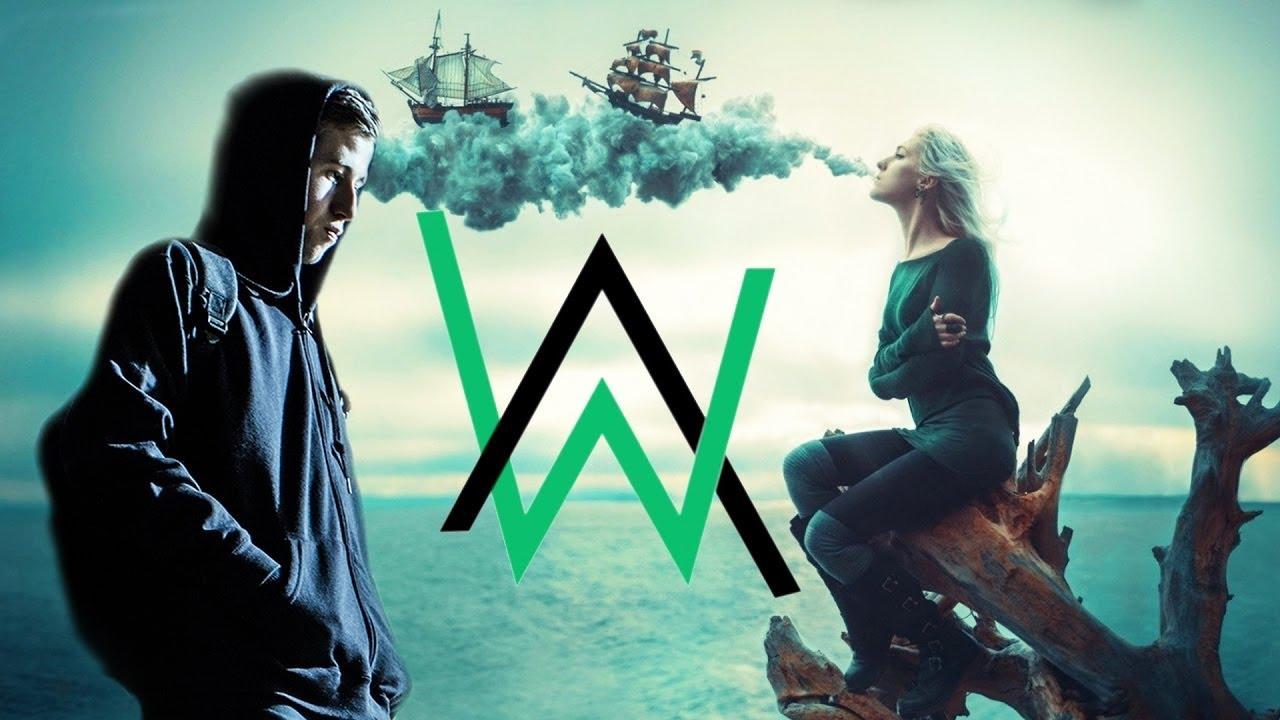 Mix Alan Walker Creador Del Mix =Agustin Picone
