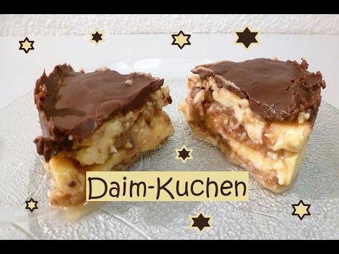 Daim Kuchen No Bake Youtube