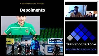 ANDRÉ LOURENÇO - TRANSFORMAÇÕES DO PROGRAMA PROFISSÃO TREINADOR