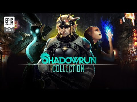 Shadowrun Collection - Release Trailer