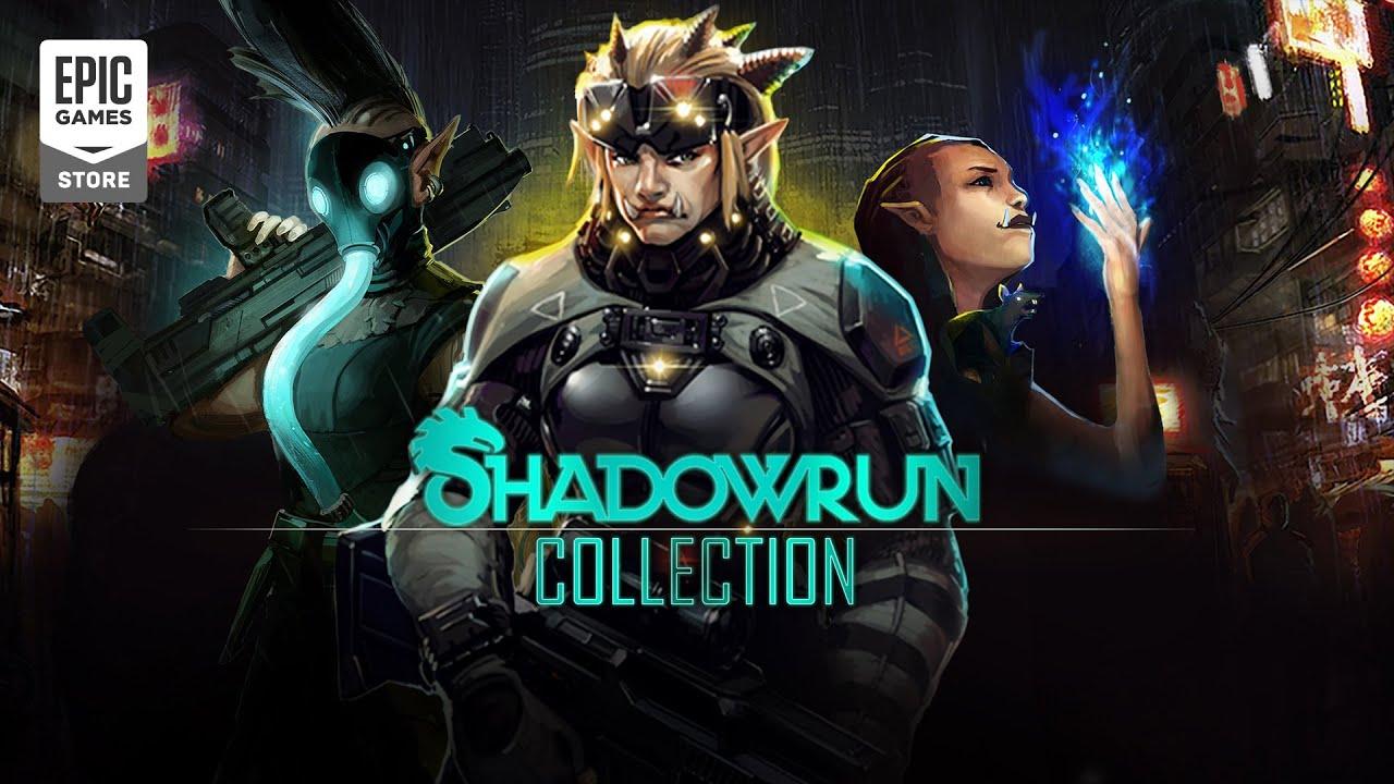 Resgate Shadowrun Trilogy de graça na GOG!