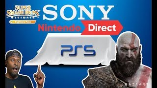Nintendo Direct | PS5 Reveal Date | Sly Cooper 5 PS5 Leaked | God of War 2 PS5 Reveal | Spyro PS5
