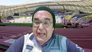 فضيحه كارثيه فى قطر بببطولة العالم لألعاب القوى