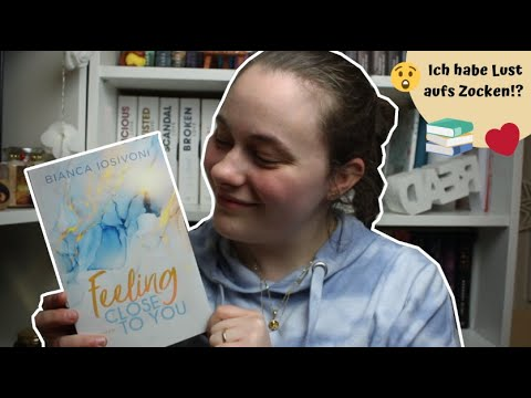Feeling Close to You YouTube Hörbuch Trailer auf Deutsch