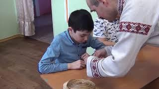 Радуга плетения  видео урок
