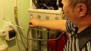 Газовый котел Mora Top 25 kt (Проблемалар мен олардың шешімі)