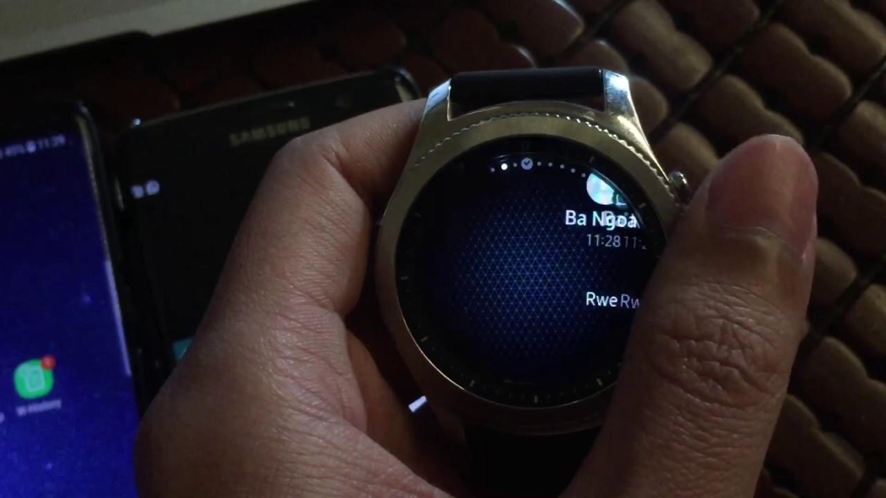whatsapp samsung galaxy watch