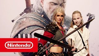 The Witcher 3: Wild Hunt Complete Edition - Eindrücke von der gamescom 2019 (Nintendo Switch)