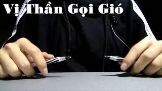 GÕ BÚT    VỊ THẦN GỌI GIÓ    Mons ft TMinx     PEN TAPPING COVER by Trangg