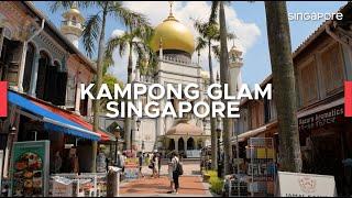 Exploring Singapore — Kampong Glam