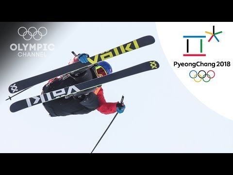 Download Youtube: Superb first Run gets Oystein Braaten Men's Freestyle Skiing Slopestyle gold   PyeongChang 2018