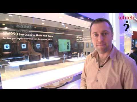 Which?: LG launched six new phones at CES 2010