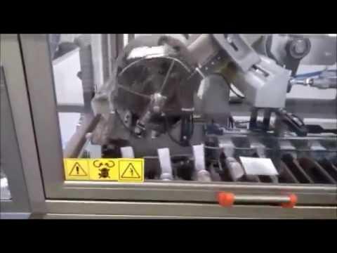 Pharma Works Milano - COLLAUDO ASTUCCIATRICE CONTINUA