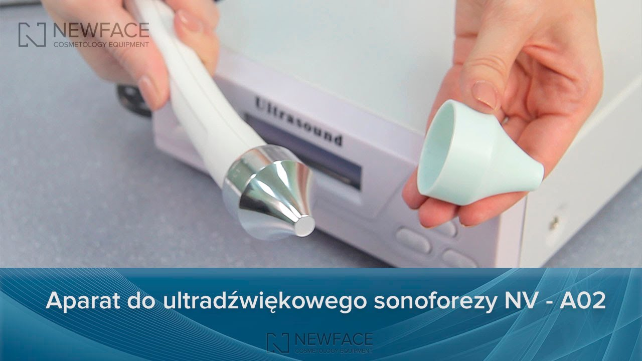 Aparat do sonoforezy NV-A02