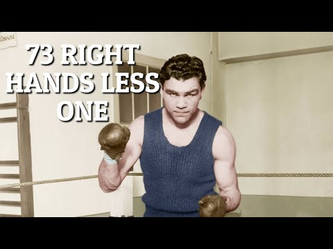 Max Schmeling: 73 Right Hands Less One