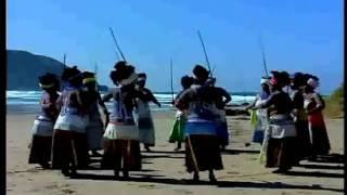 Dizu Plaatjies leader of Amampondo