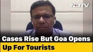 Goa Open To Tourists With Strict Rules: State Minister