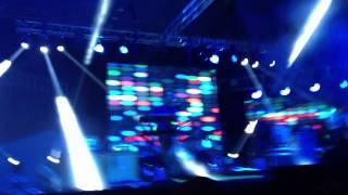 """The Wombats """"Techno Fan"""" (Future Music Festival Asia 2012)"""