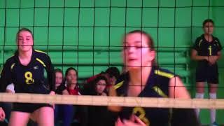 Чемпионки  Казахстана -  темиртауские волейболистки