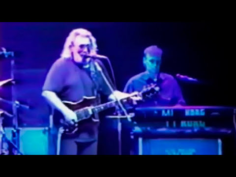 Jerry Garcia Band  - The Night They Drove Old Dixie Down 11/9/1991
