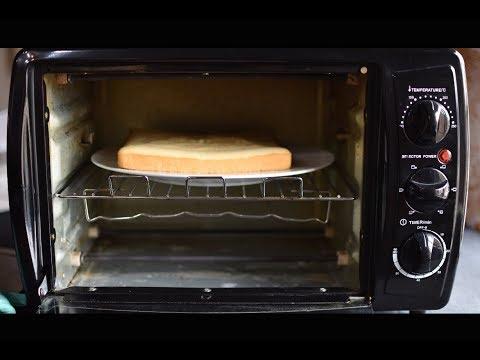 How To Make Eggless ( Vanilla ) Cake  Using Prestige POTG 19 PCR OTG