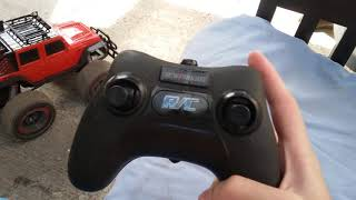 How To Control The RC Toy Car