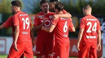 FC Rapperswil-Jona - AC Bellinzona 2-1 (1-0)