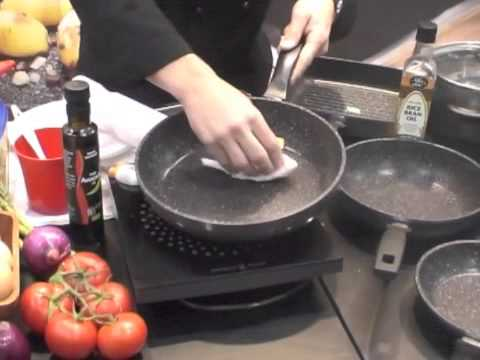 Stoneline 174 Cookware Demonstration With Sean Wilson Doovi