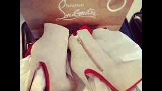 Свадебная обувь для зимы