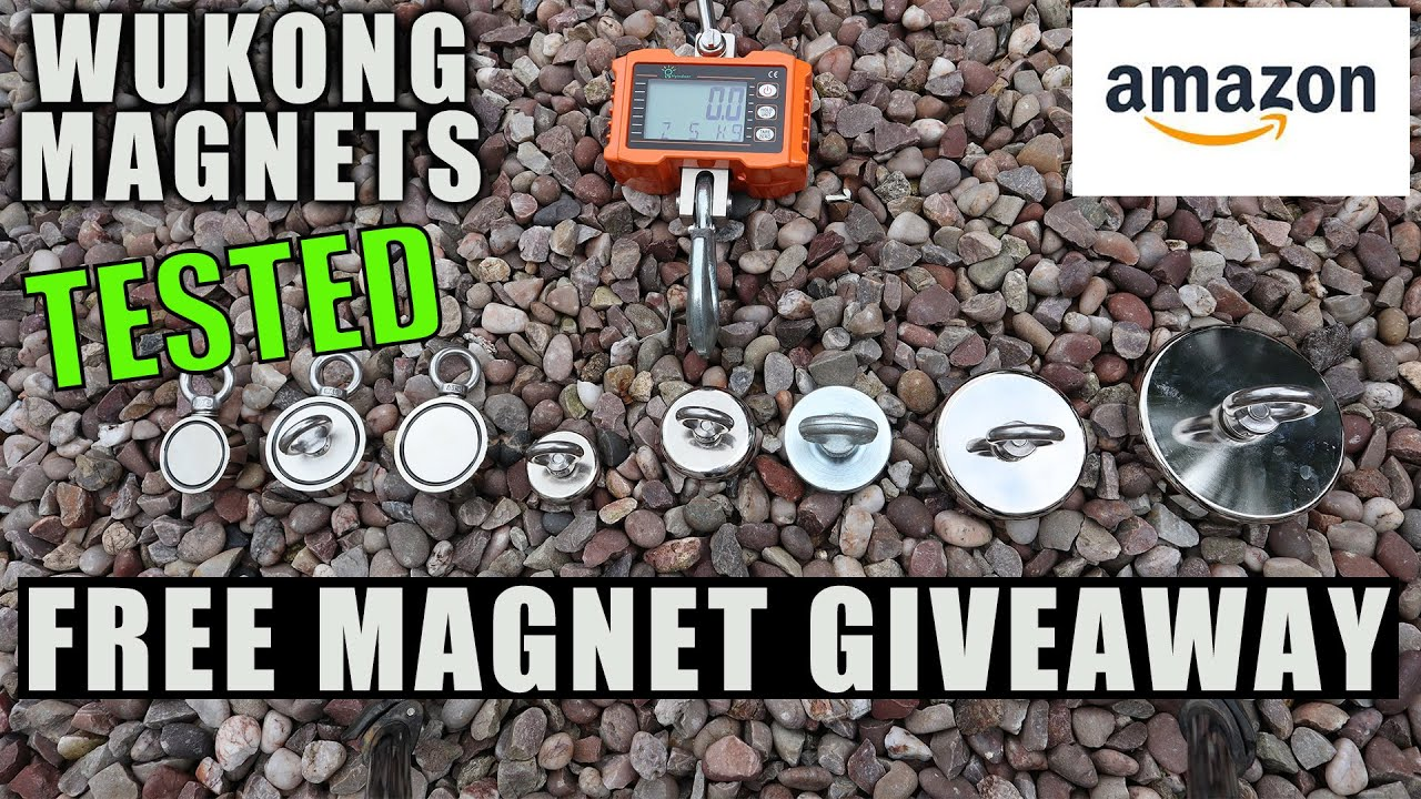 Amazon Fishing Magnets