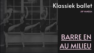 Klassiek ballet - Les 1