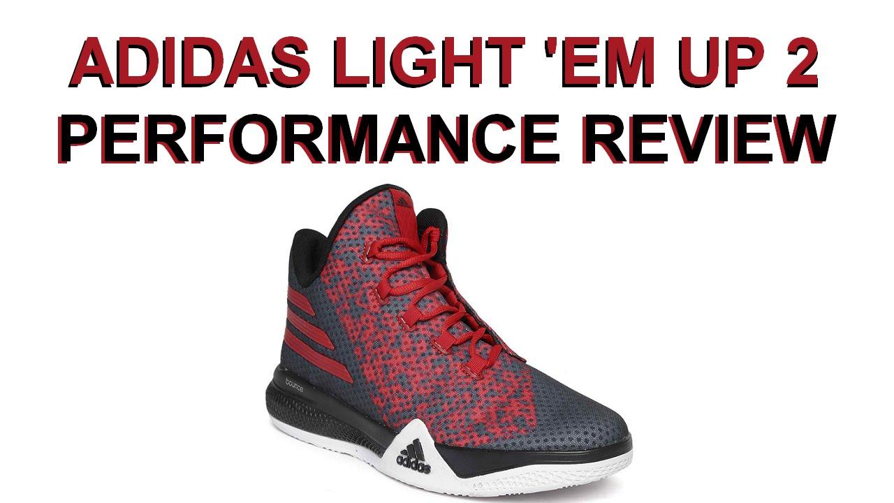 adidas light em up low