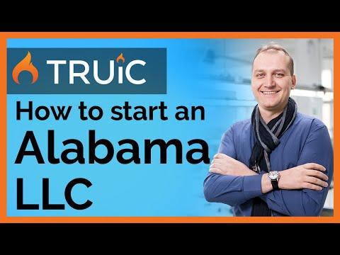 Alabama LLC - How To Start An LLC In Alabama