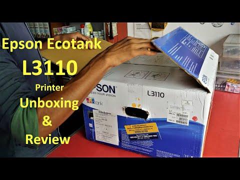 epson-ecotank-l3110-printer-unboxing-&-installation.