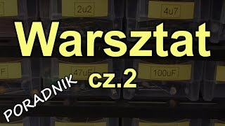 Warsztat cz.2 [RS Elektronika] #96