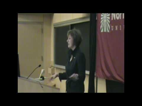 "Open Classroom Series -Cathy Minehan- ""Economic Growth with Equity"""