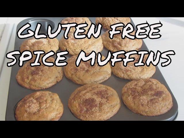 Gluten Free Spiced Yogurt Muffins Youtube
