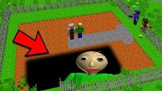 จะเกิดอะไรขึ้น!? เมื่อ ''ลุงบ้วย'' ถูกหายไป อยู่ใน ''หลุมครูหัวโล้น'' (Minecraft หลุมบ้าน)