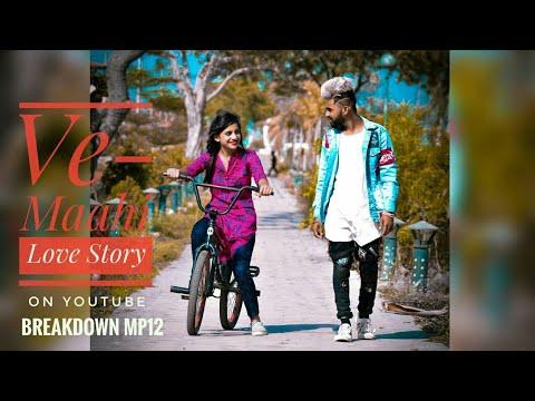 !!Ve mahi!! Arijit singh!!  Kesari!!  Cute lovestory!!