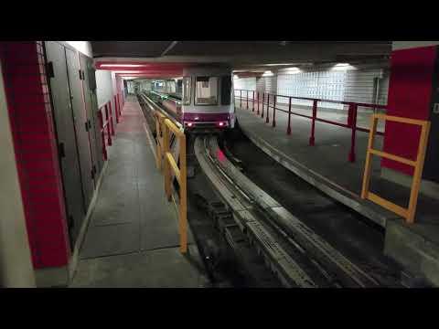 Tampa International Airport Monorail