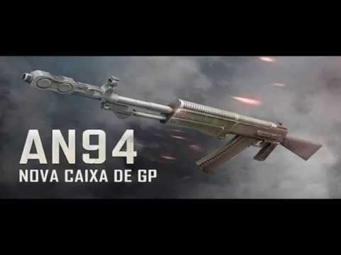 GANHANDO AN-94 COM UMA CAIXA NA MINHA CONTA