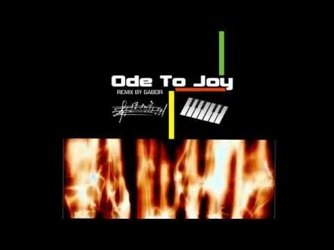 Ode To Joy Remix By Gabor (EU Hymn Happy Hardcore)
