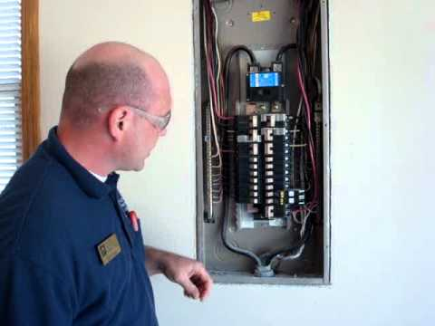 Electrical Inspection (National Property Inspections)